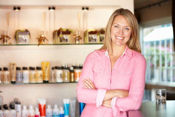 hair salon marketing staff
