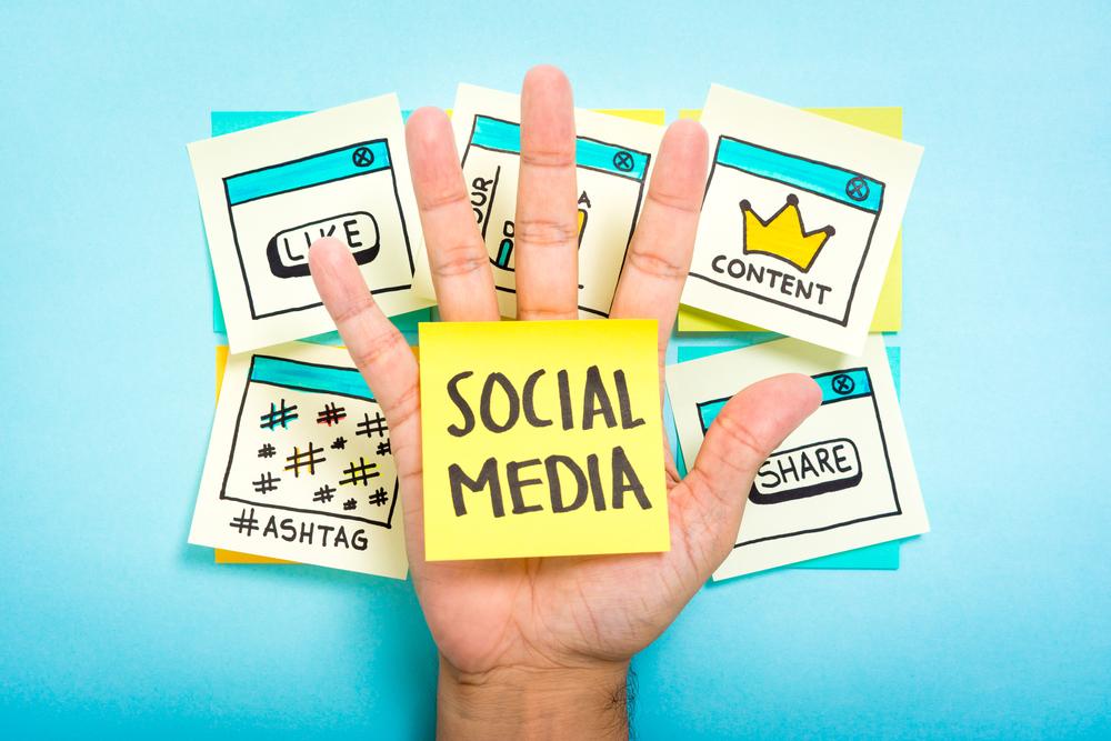 social media salon marketing